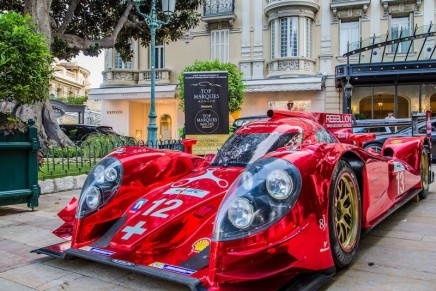 Record Number of World Premieres at 2017 Top Marques Supercar Show Monaco