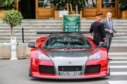 The 15th anniversary of the Top Marques Monaco show will have more test drive cars available than ever before