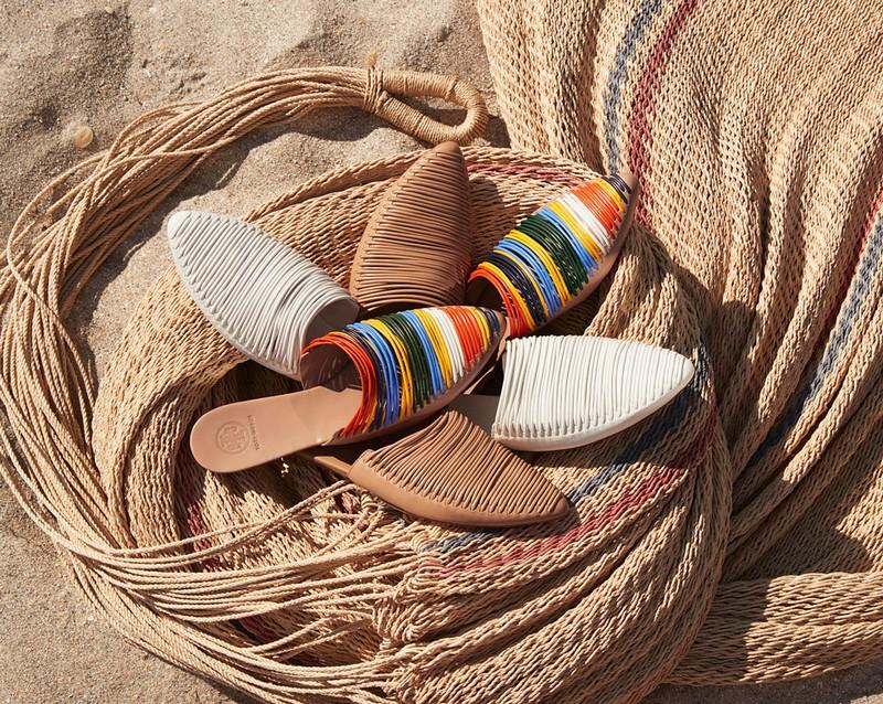 tory burch ss2018 - Siena Flat Sandals