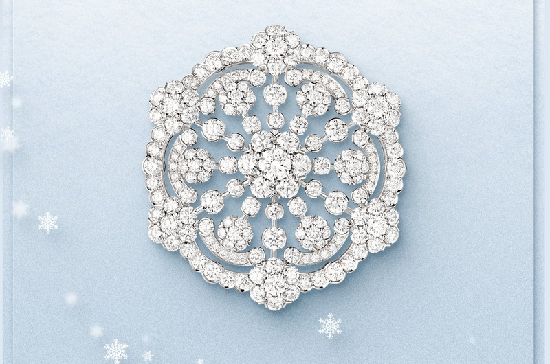 transformable clips snowflake