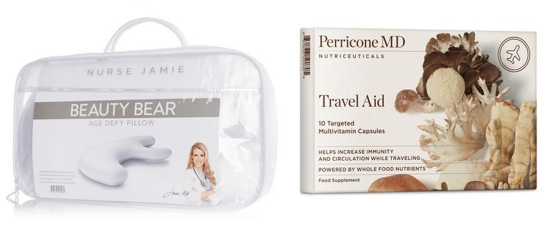 travel aid and NURSE JAMIE Beauty Bear Age Delay Pillow