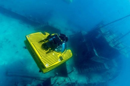 Blue Planet gives super-rich their new toys – submersibles