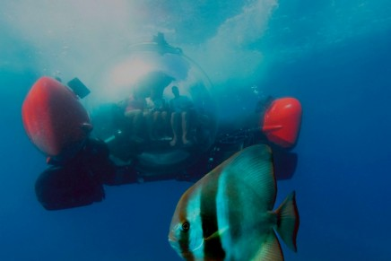 Loving Blue Planet? Go one better and take a real  submarine trip to the deep