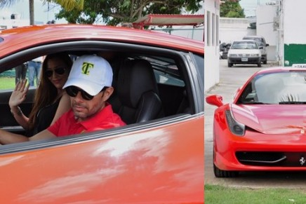 Fight Uber with Lambo: Cancún drivers battle taxi app with exotic car service