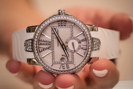 Ulysse Nardin Executive Lady is for the woman who knows she has it all