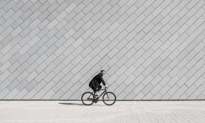 urbanized bikes