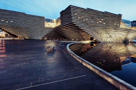 V&A's £80m Dundee museum to open in September