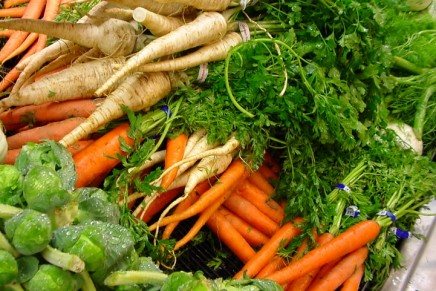 Will eating organic food make you healthier?