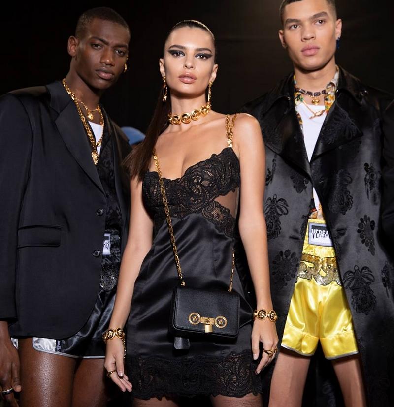 versace men fall winter 2019-2020 fashion show