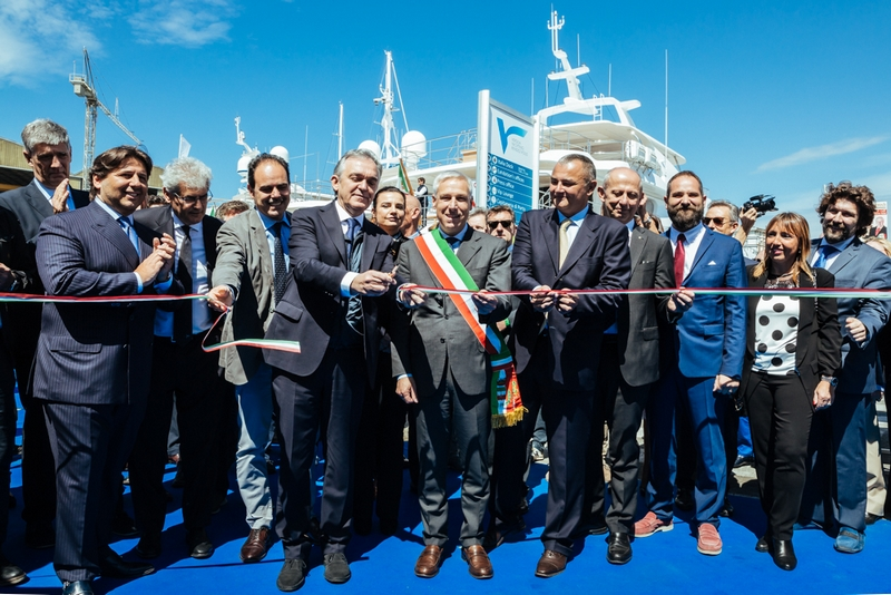 versilia yachting rendez-vous 2017 - first day