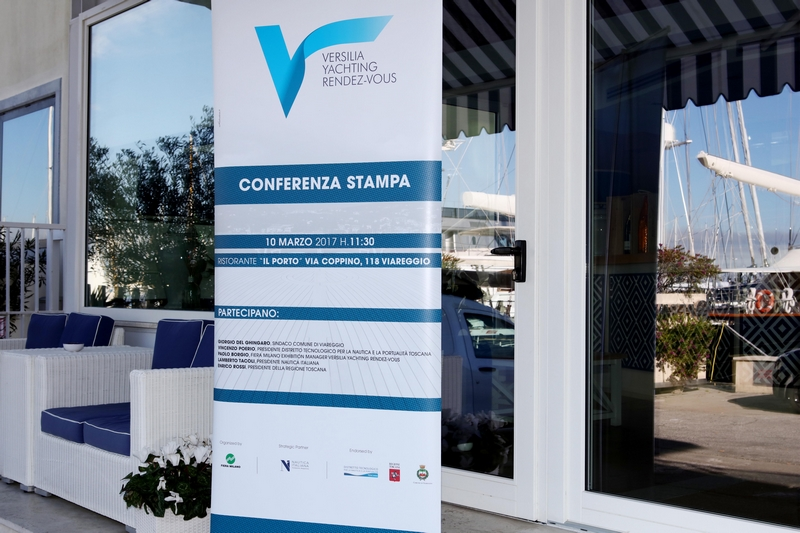 versilia yachting rendez-vous 2017 - press conference