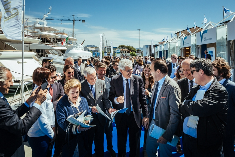 versiliayachtingrendezvous 2017 - first day of the luxury nautical show
