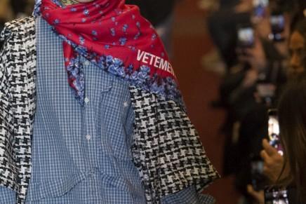 'I don't think elegance is relevant': Vetements' Demna Gvasalia, the world's hottest designer