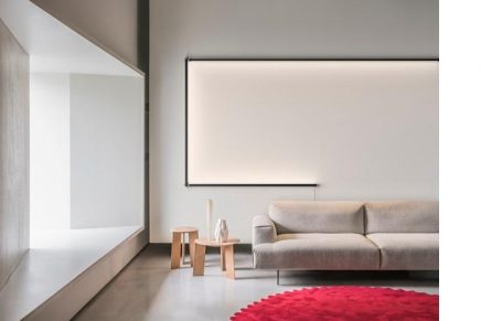 Industrial sensibility: Sticks – the award-winning lighting system by Arik Levy x Vibia