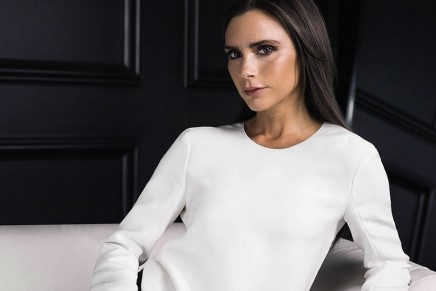 Victoria Beckham's 600 private pieces of clothing at charity sale