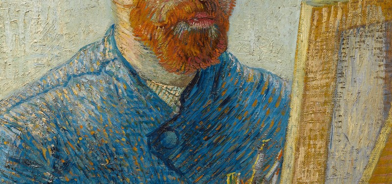 vincent van gogh on the verge of insanity