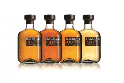 Four new vintage expressions announced by Balblair