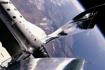 Virgin Galactic wins space tourism race to float on stock market