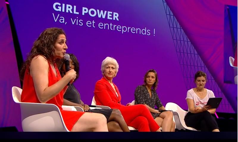 viva tech 2018-girl power