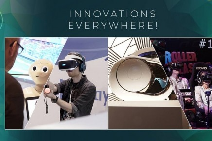 LVMH Luxury Lab at 2016 Viva Technology Paris. How startups and digital innovation can drive the luxury sector forward