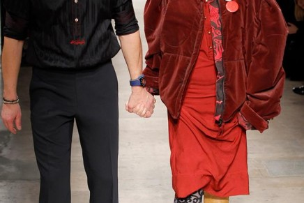 Eight key trends from Paris: silk scarves, studenty velvets and flashy pleats