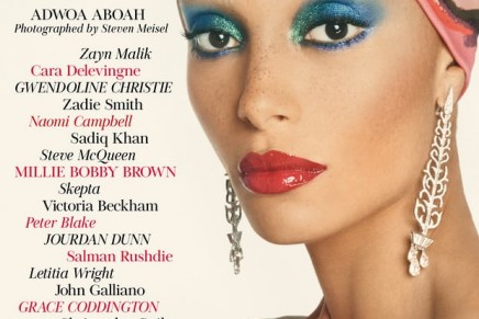 Edward Enninful addresses diversity debate with first cover for British Vogue