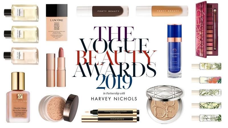 voguebeauty awards 2019