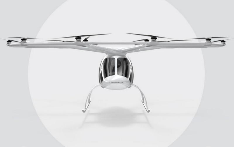 volocopter intel