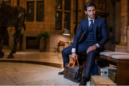 Men's tailoring: five new ways to wear a suit
