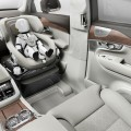 volvo Excellence Child Seat concept-