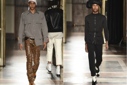 No-drama garms – how men's fashion came down to earth