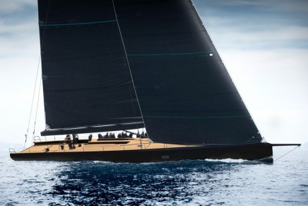 The new cruiser-racer Wally 93 will stand out for her performance as well as her appeal