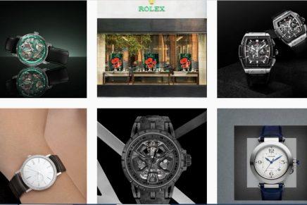 UK's biggest Rolex dealer says sales rising despite Covid crisis