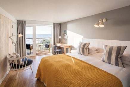 Rooms with a sea view: 10 of the best UK coastal hotels