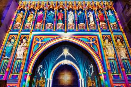 Westminster Abbey gets a Gucci makeover – stylewatch
