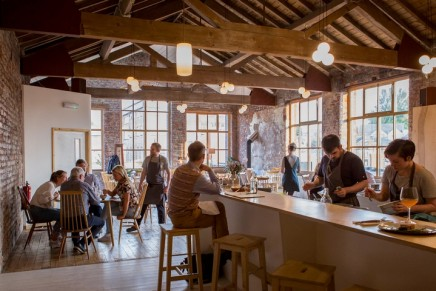 Where The Light Gets In, Stockport: 'The most exciting food I've eaten in years'