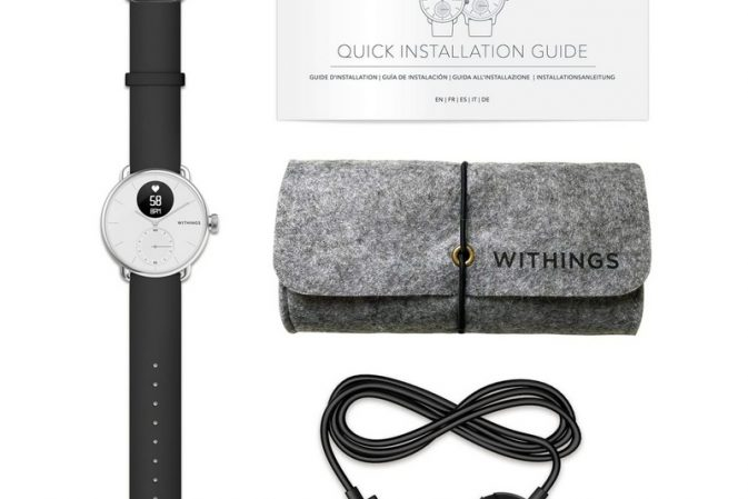 Withings ScanWatch review: health-tracking watch with 30-day battery