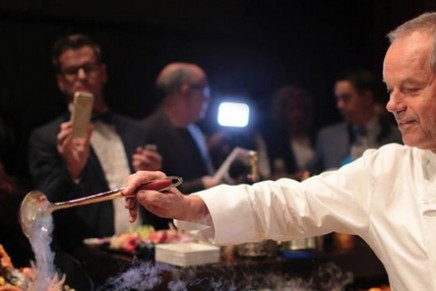 Wolfgang Puck to bring its gourmet pizzas to Bellagio Resort in spring 2018
