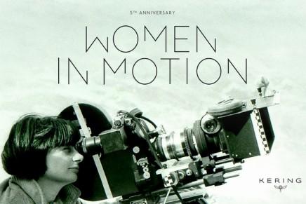 Kering x 2019 Festival de Cannes: Fifth Women In Motion Award goes to actress Gong Li