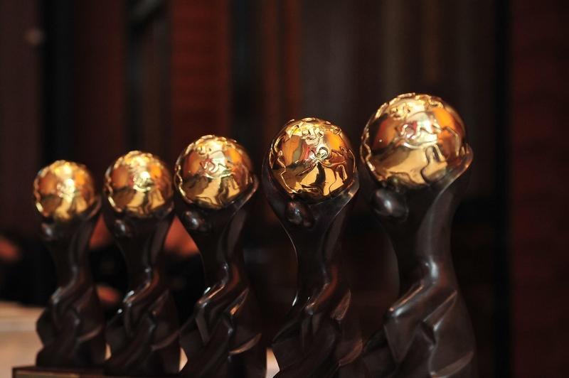 world travel awards trophies