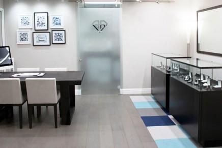 Step Inside the World's First Lab Diamond Luxury Showroom
