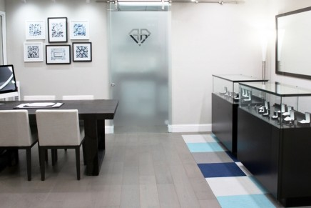 Step Inside the World's First Lab Diamond Luxury Showroom