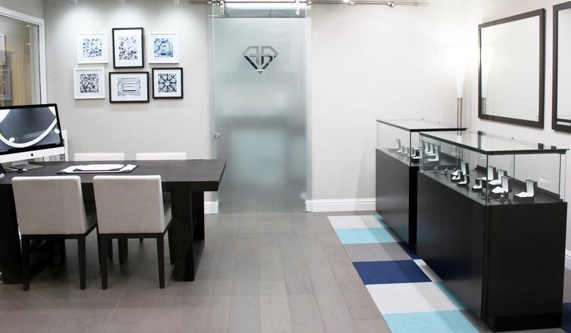 world's first luxury fine jewelry showroom exclusively dedicated to laboratory-created diamond jewelry
