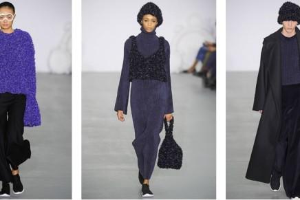 London Fashion Week x Mercedes-Benz International Designer Exchange Program 2016: Xiao Li