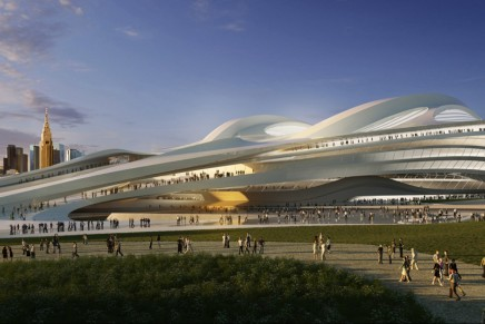 Zaha Hadid's Tokyo Olympic stadium slammed as a 'monumental mistake' and a 'disgrace to future generations'