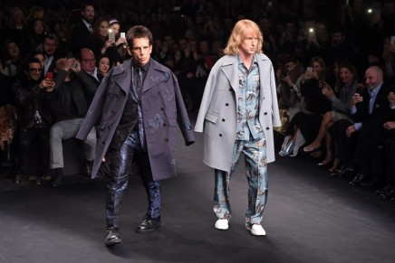 Meta fashion lessons from the premiere of Zoolander 2